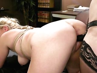 Office Intern Summer Day Gets Fucked By Manager Lady