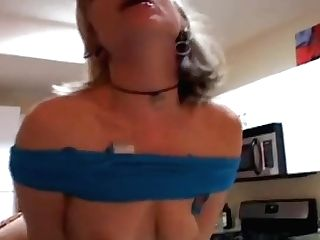 Unexperienced Threesome Concludes With A Messy Internal Ejaculation