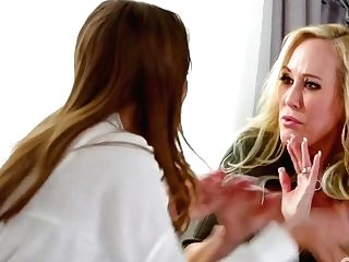 Paige Owens And Brandi Love In Therapy Appointment