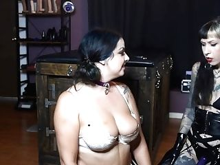 'raw Sub Nappy Nymph Gets Throated And Railed By Daddyfemdom. (total Vid)'