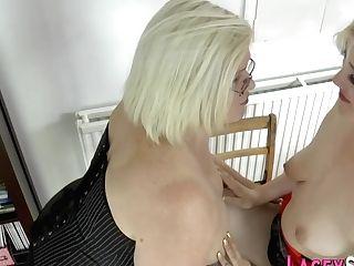 Butt Caning Matures Sapphic Headmistress