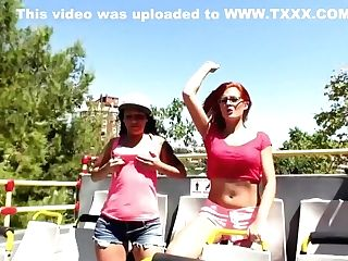 Horny Adult Movie Star In Amazing Lesbo, Red-haired Adult Scene