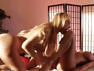 Cherie Deville And Brandi Love In Shows Cherie How To Entice A Woman