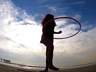 Compilation De Danseurs De Hula Hoop Sexy